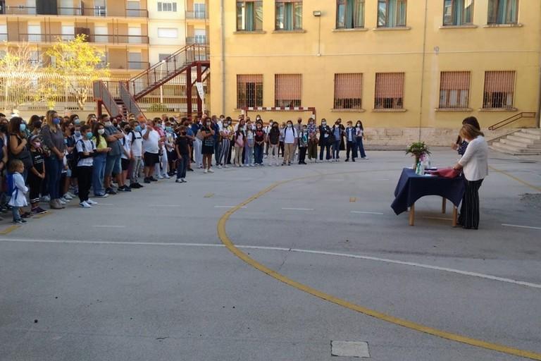 il Sindaco Bruno in visita alcuni istituti d'istruzione