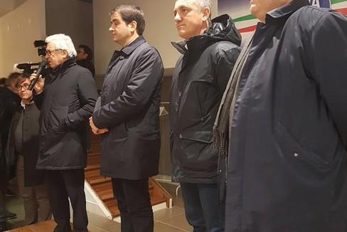 Noi con l'Italia, Raffaele Fitto e Francesco Ventola
