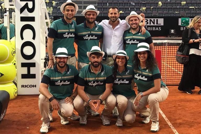 Roma, Internazionali di tennis: quattro tranesi ed una andriese