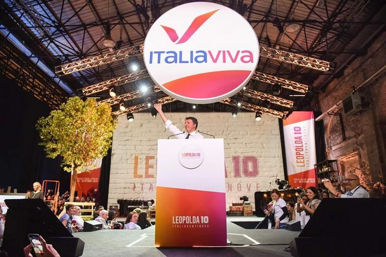 "Comitato Italia Viva ""BAT Shock"""