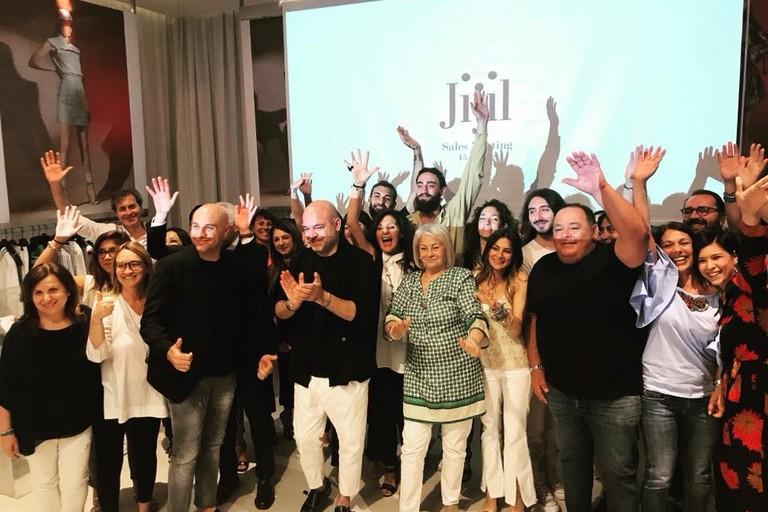 Il brand Jijil presenta la nuova collezione a fianco della Wake Up