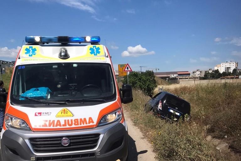 incidente via Callano