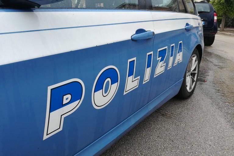 Polizia di Stato. <span>Foto Vincenzo Cassano</span>