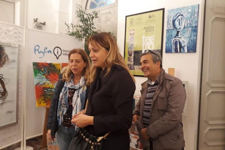 Francesca Magliano con Michele Guida