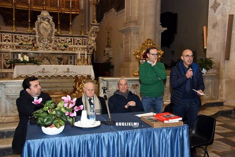 Iniziativa dell'Associazione Madonna dei Miracoli di Andria. <span>Foto Foto Guglielmi</span>
