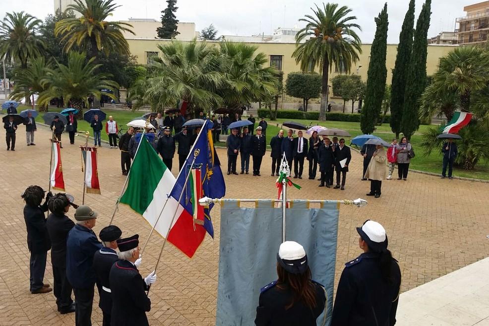 San Benedetto, si celebra il 72° anniversario della Liberazione