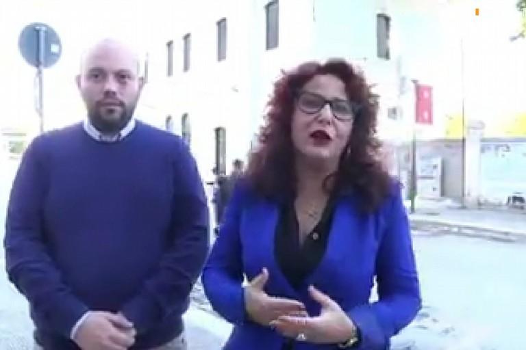 Nico Longo e Grazia Di Bari