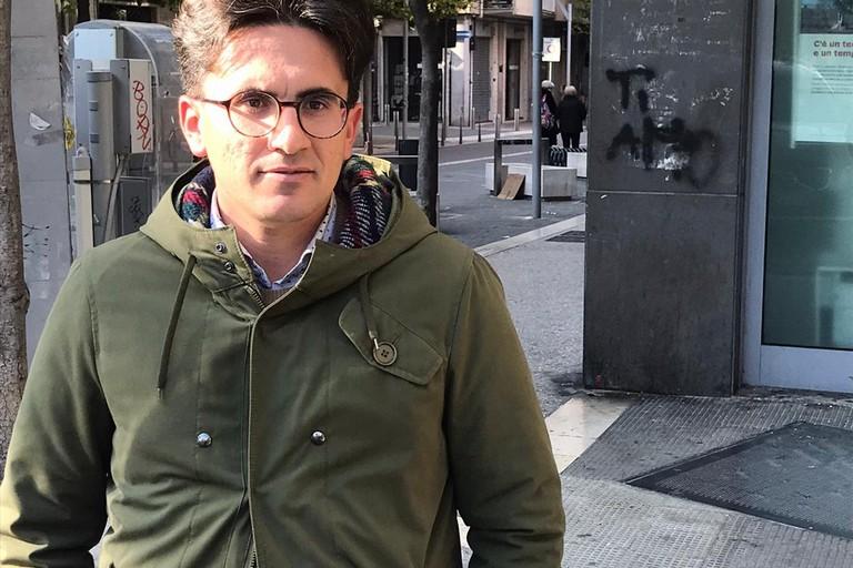 Salvatore Figliolia, Forza Andria