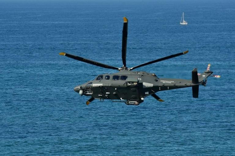 operazione recupero in mare