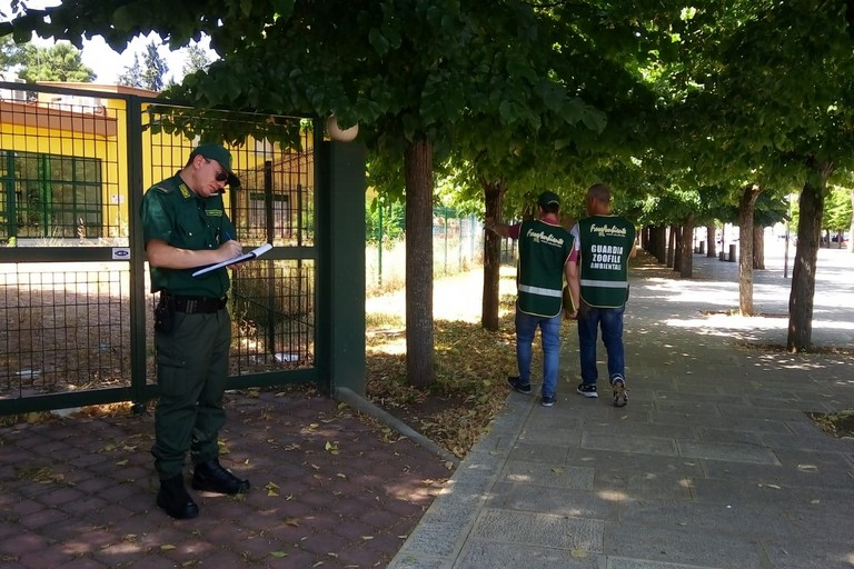 FareAmbiente, avviato il servizio delle Guardie giurate volontarie zoofile