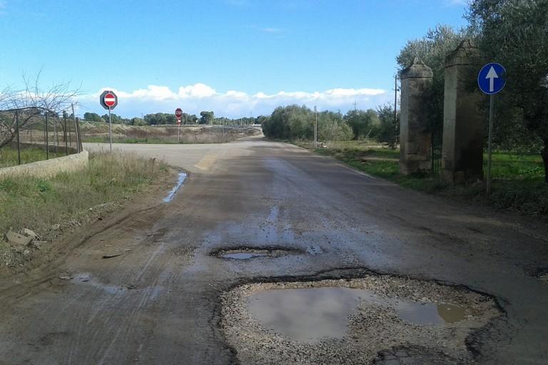 disastrosa la gestione delle strade provinciali e comunali