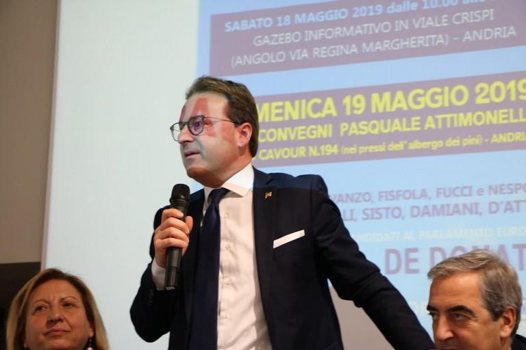 sen. Dario Damiani