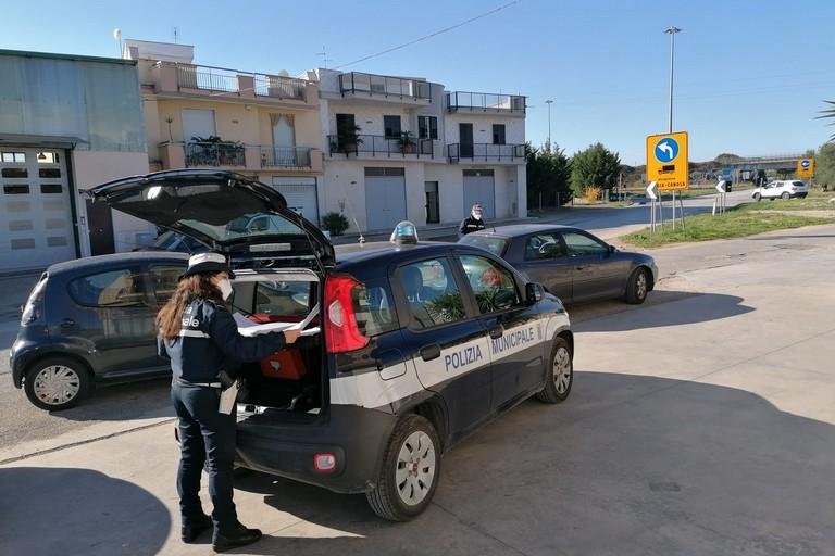 controlli stradali norme anti covid