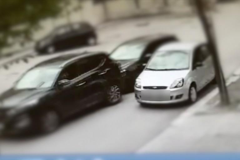 il furto dell'auto