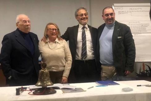 Il Rotary Club Andria Castelli Svevi