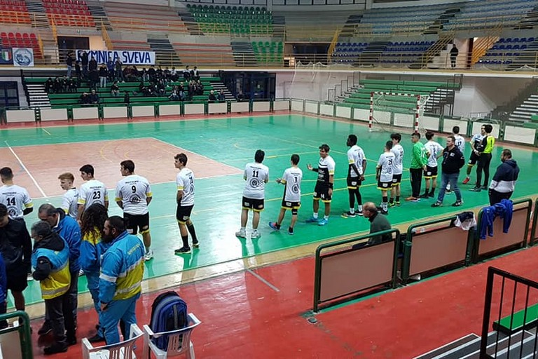 Fidelis Andria Handball - Gymnica Sveva Andria