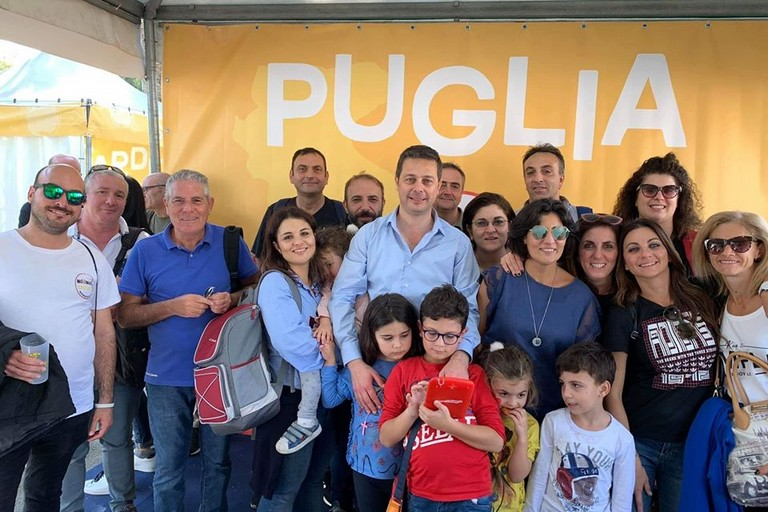 M5S di Canosa di Puglia