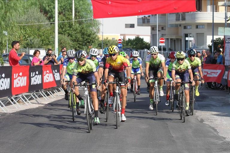 Ciclismo, 1^ Coppa Città di Fasano