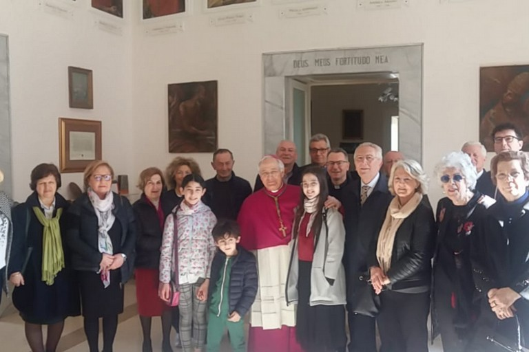 delegazione dell'Ordine Equestre del S. Sepolcro di Gerusalemme