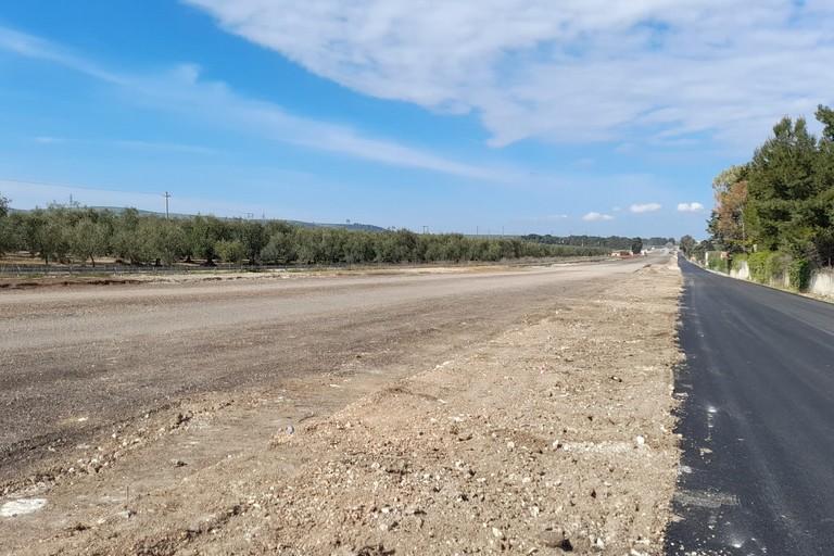 Ex Sp 231: il 13 luglio sopralluogo nel tratto Canosa di Puglia-Andria in località Montegrosso