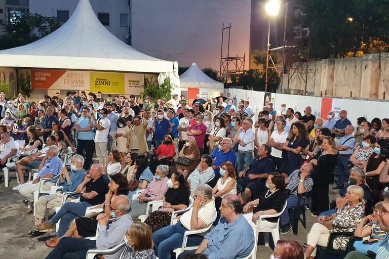 Materia Prima comitato elettorale Giovanna Bruno