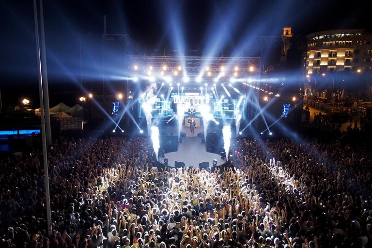 Battiti Live ad Andria, in piazza Catuma solo dopo le ore 16