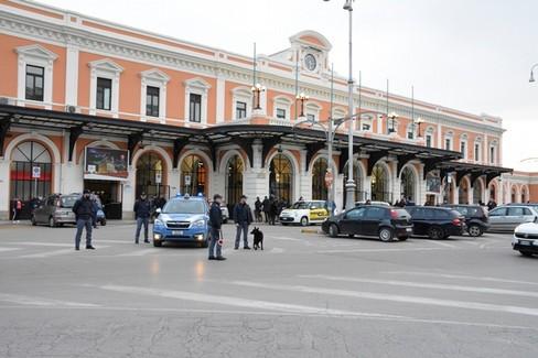 stazione ferroviaria di Bari