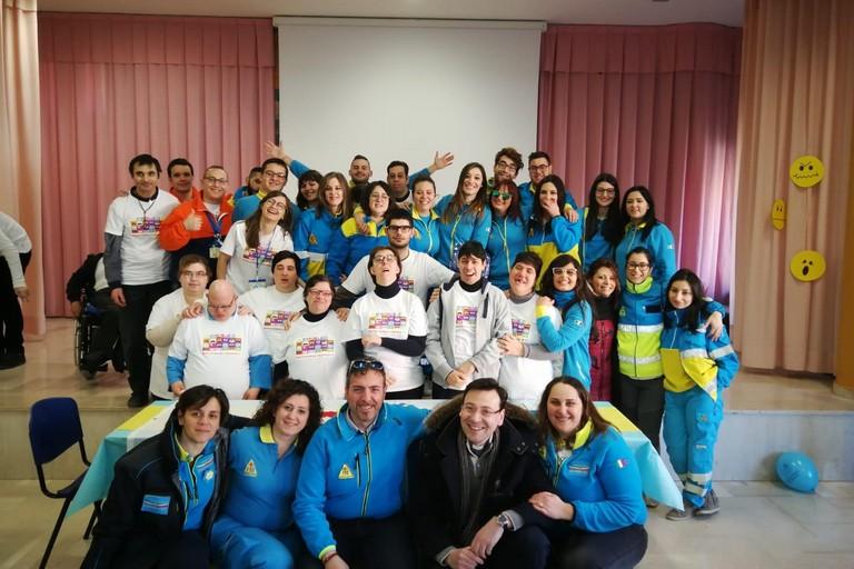 A Torremaggiore le Misericordie di Puglia per la giornata dell'accoglienza