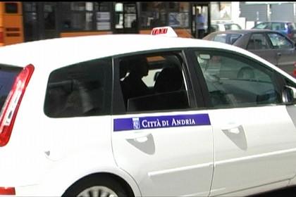 Al via il primo servizio Taxi nella Città di Andria