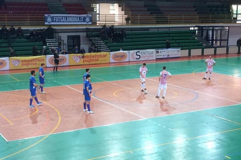 Florigel Andria - Futsal Monte San'Angelo