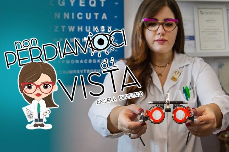 Bambini: quando si fa il primo controllo della vista?. <span>Foto Riccardo Di Pietro</span>