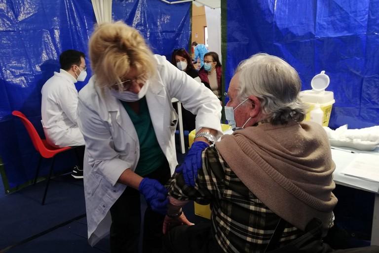 Vaccini a over 80
