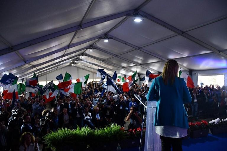 Fratelli d'Italia ad Atreju