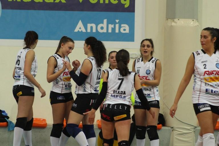 Audax Andria Nelly Barletta
