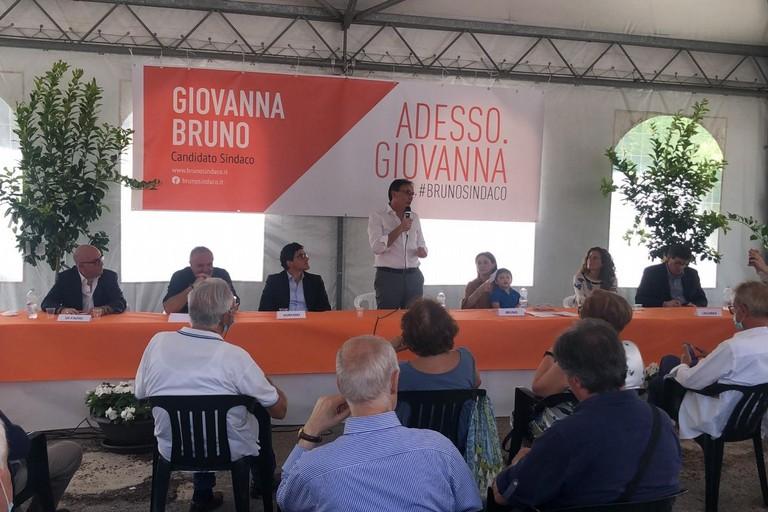 Presentazione candidatura di Giovanna Bruno