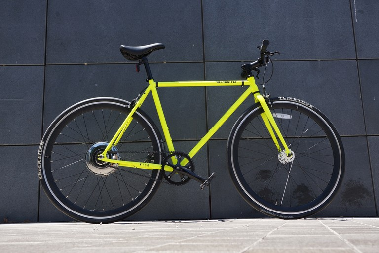 Bicicletta elettrica