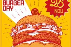Slow Burger Day 2018: una giornata dedicata al panino di qualità