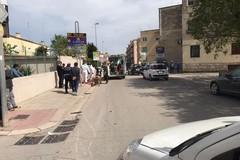 Ancora incidenti sulle strade di Andria: un motociclista è rimasto ferito