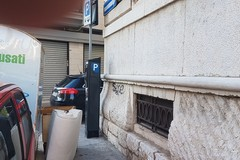 Spunta una nuova discarica in città in via Oberdan