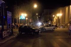 Due donne ferite in incidente stradale tra corso Cavour e viale Venezia Giulia