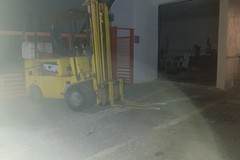 Sfuma tentativo di furto all'interno di un opificio industriale nei pressi di via Canosa