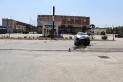 Due feriti, di cui uno grave per scontro frontale sulla S.P. 2, all'altezza del Motel degli Ulivi
