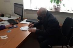 Vincenzo Matarese, 94 anni compiuti il primo vaccinato non residenziale over 80 di Andria