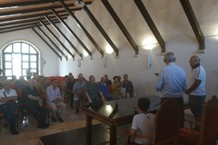 """Si riunisce il gruppo di sacerdoti del """"Corso '71"""" presso la parrocchia San Luigi a Castel del Monte"""