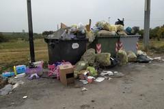 Rifiuti: l'esasperazione dei residenti della borgata Troianelli