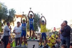 AndriaBike: secondo posto regionale nella categoria Giovanissimi
