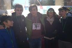 "Ottimi risultati per l'I.C. ""Verdi-Cafaro"" ai Campionati Studenteschi di corsa campestre"
