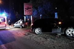 Grave incidente stradale sull'Andria Bisceglie: un giovane ferito trasportato ad Andria