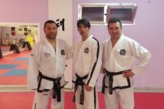 Ad Andria il Super Stage di Taekwondo diretto da Master Martella
