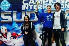 Kick-light, Debora Lotito si laurea campionessa interregionale